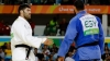 Sent home to learn manners. Penalty for Egyptian judoka refusing to shake hands with opponent