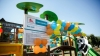 """Edelweiss Parks"" project set up a modern playground in Sangerei"