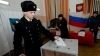Ukraine protests CIS monitoring Russian elections in Crimea