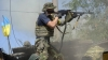 Fierce fighting starts again in Ukraine's east. One Ukrainian soldier is killed