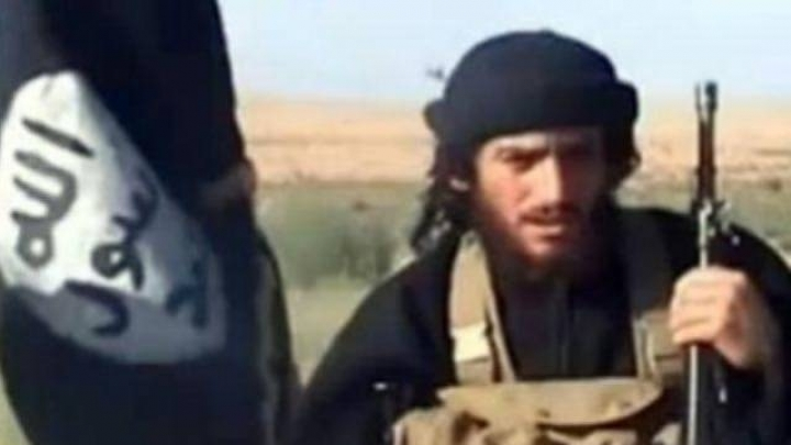 IS spokesman was killed in Aleppo, Syria