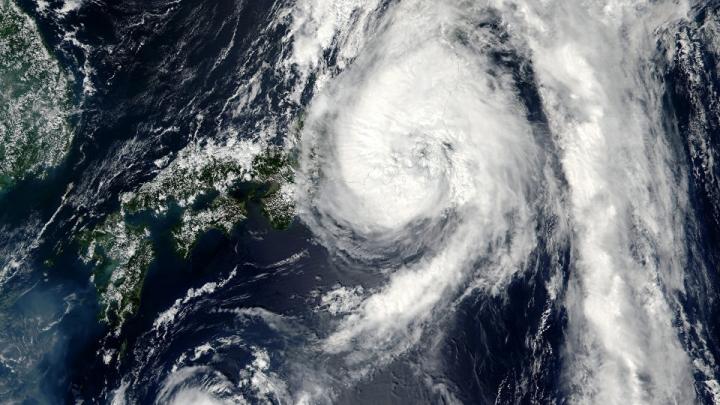 Typhoon Lionrock strikes northern Japan, where 2011 tsunami and earthquake made havoc