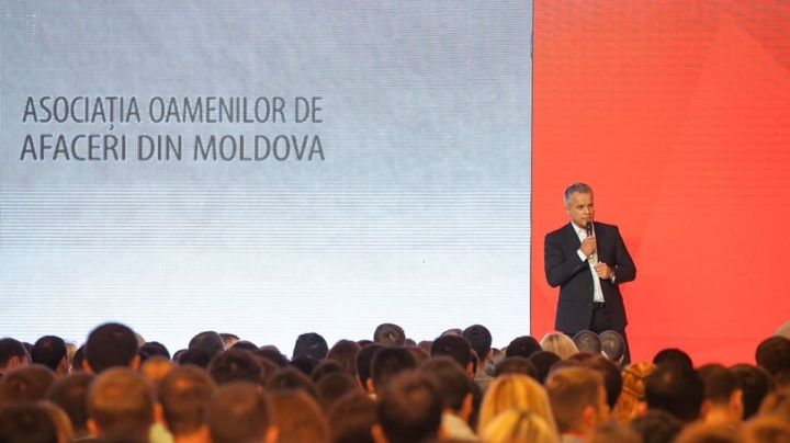 First training course for a new generation of entrepreneurs was led by Romanian speaker Andy Szekely