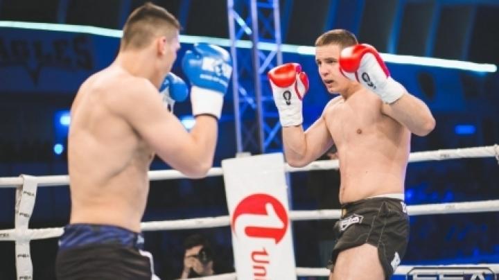 Alexandru Burduja will fight for championship belt at K.O.K. Gala