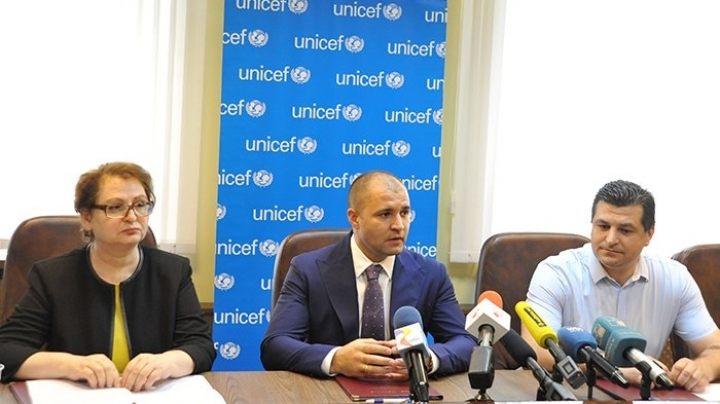Moldovan Ministry of Justice to receive 3.3 million lei from UNICEF to reform juvenile justice