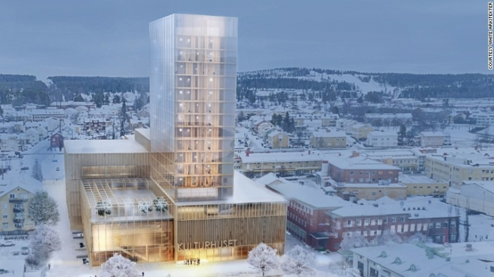 Spreading like wildfire: Why wooden skyscrapers are springing up across the world