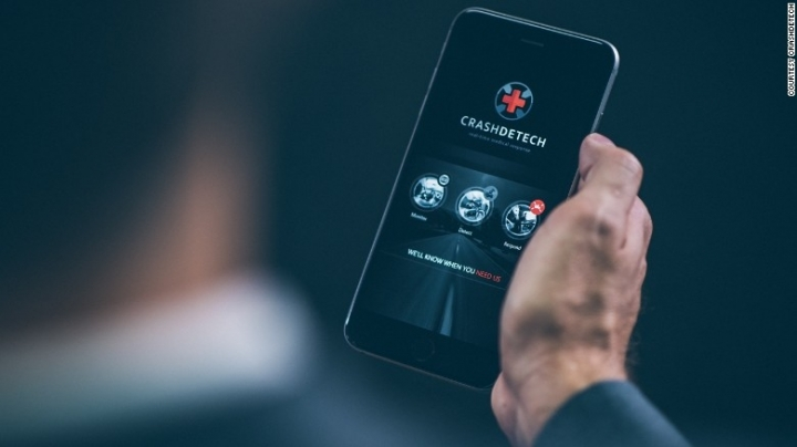CrashDetech: The app that could save your life in a car crash