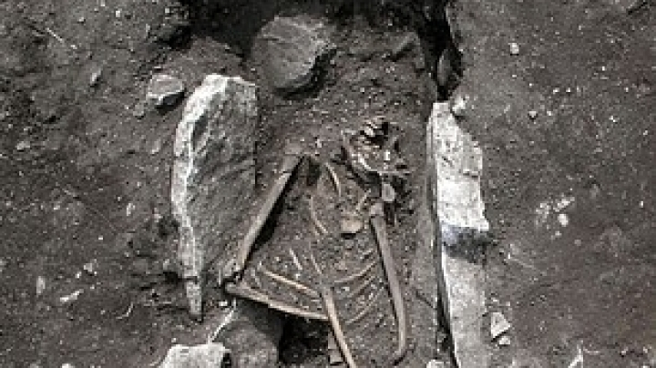 3,000-year-old teenager skeleton found among animal remains on Greek mountain