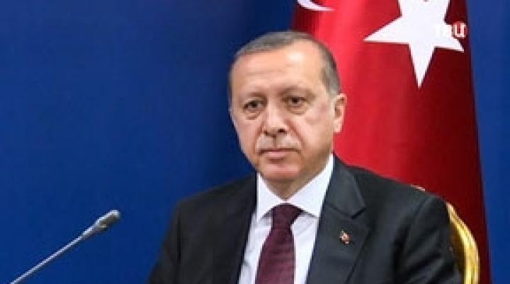 Turkish president congratulates Moldova, expresses willingness to visit