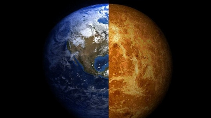 Researchers reveal Life could have started on VENUS