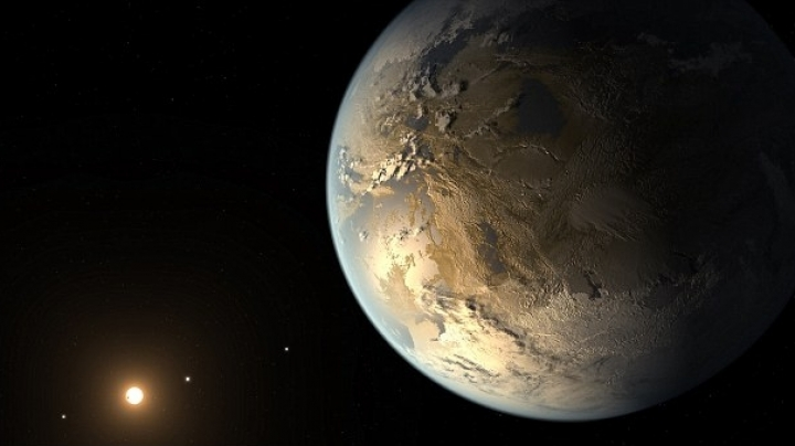 Researchers found an earth-like planet in our galactic neighbourhood