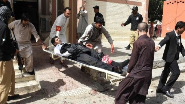 Bomb attack which killed 69 people, injured 120 others in Pakistan, claimed by Taliban fraction
