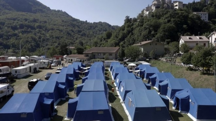 Italy earthquake: Wooden houses planned for survivors