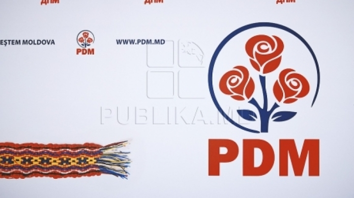 Democratic Party of Moldova to nominate candidate for presidential elections on August 31st