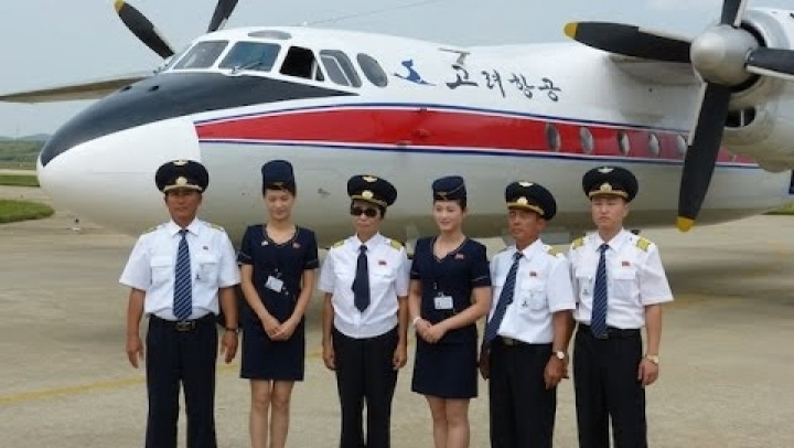 North Koreans may be good at totalitarianism, but their air carriers fall short