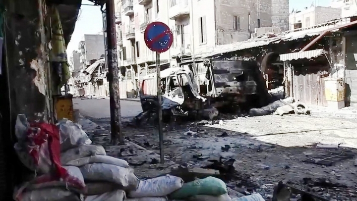 Belligerent parties likely to agree on 'humanitarian' truce in Aleppo