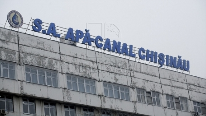 Chişinău's water supplier makes HUGE expenditures. Anti-Corruption prosecutors to probe