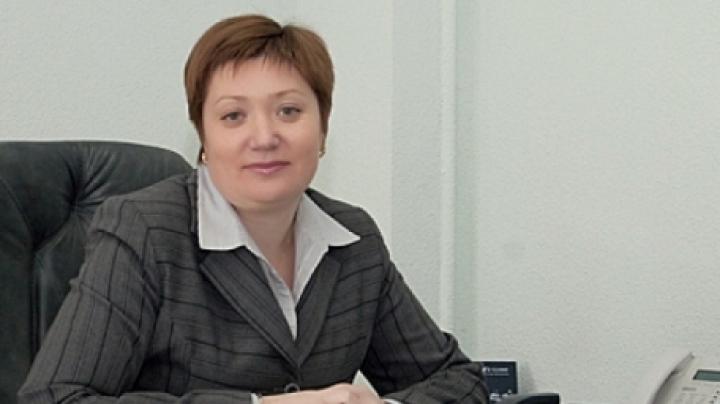 Former Deputy Governor of National Bank of Moldova, Emma Tăbârţă received 30 days of house arrest