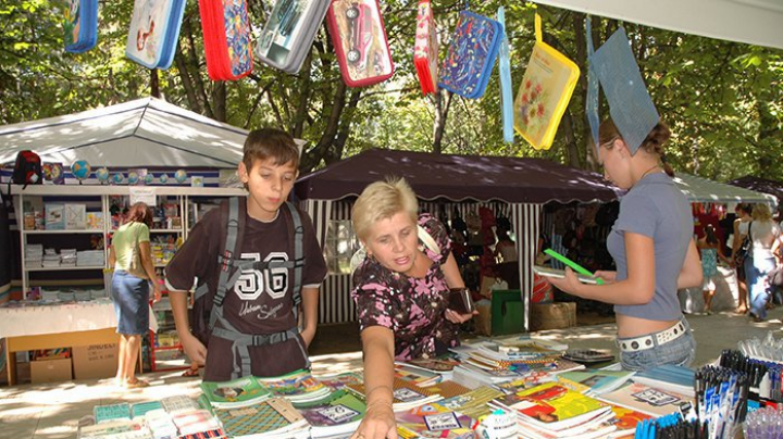 """Over 30 businesses participated in """"Summer Fair"""", held in Balti town"""