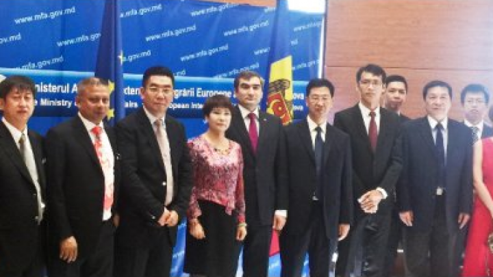 Deputy Foreign and European Integration Minister meets Chinese companies representatives