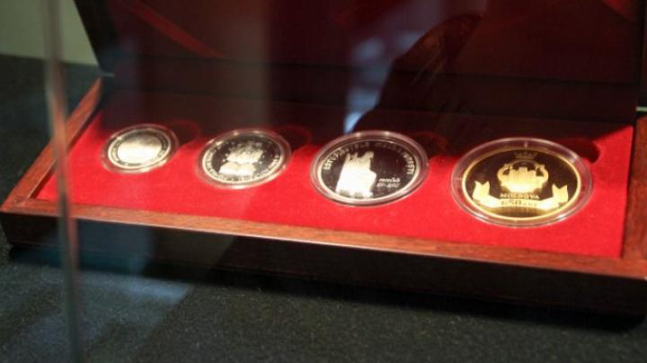 National Bank of Moldova issued Moldova's 25th anniversary commemorative coin