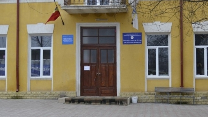 A college from Chisinau organized an admission session even though it was illegal