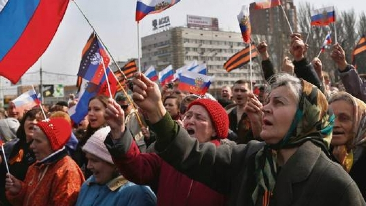 Locals from Crimea still awaiting prosperity promised by Russia