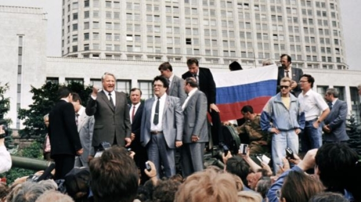 Twenty five years since USSR collapsed