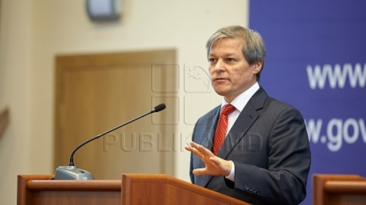 Dacian Ciolos: Filip Government is government of reforms
