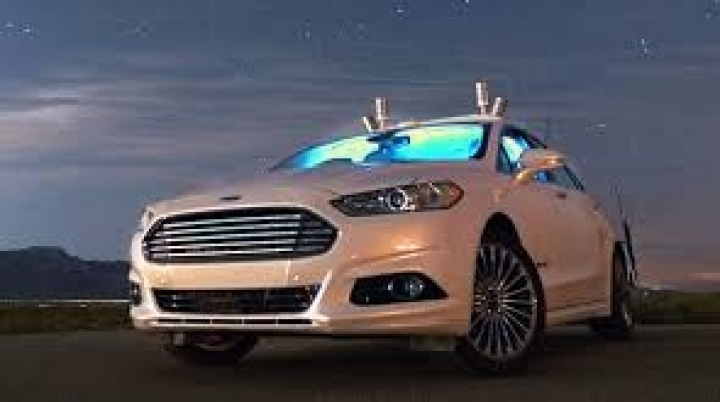 Ford self-driving car 'coming in 2021'