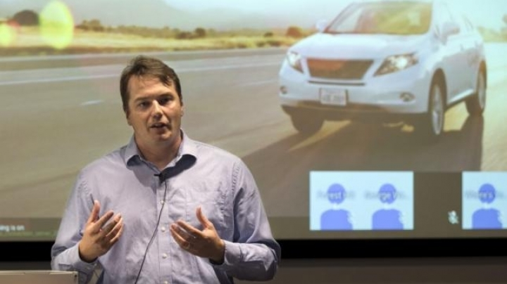 Google executive quits self-driving car project