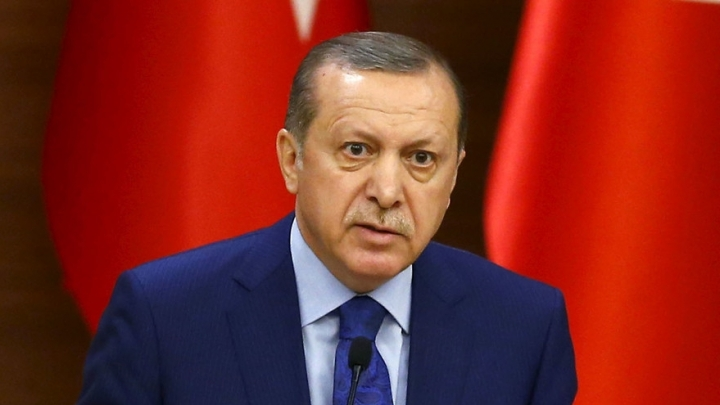 Members of German government briefed: Erdogan supports militants in Middle East
