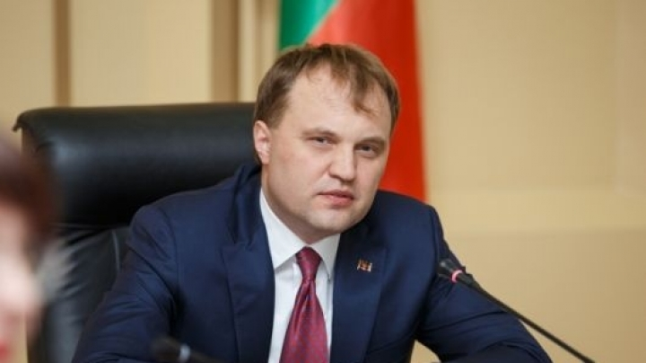 Evgheni Sevciuc will rerun for second presidential mandate