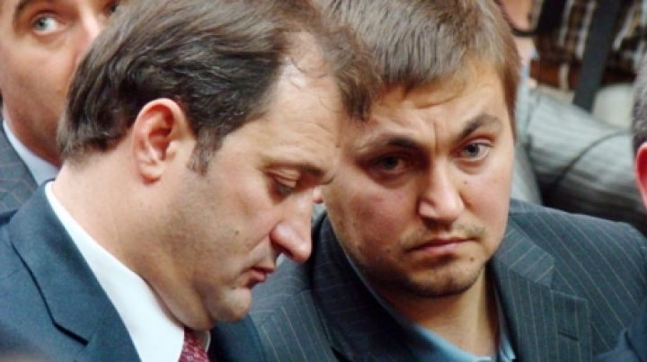 Number one raider in CIS Veaceslav Platon in prison with fellow Vlad Filat