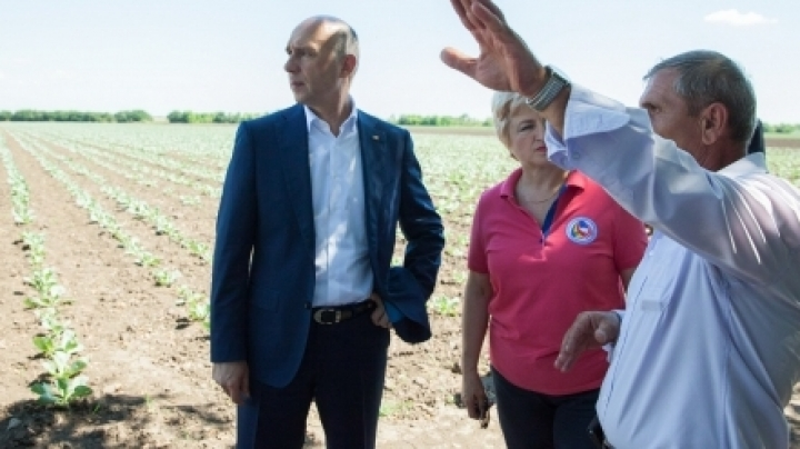Prime Minister Pavel Filip opting for modern technologies in agriculture