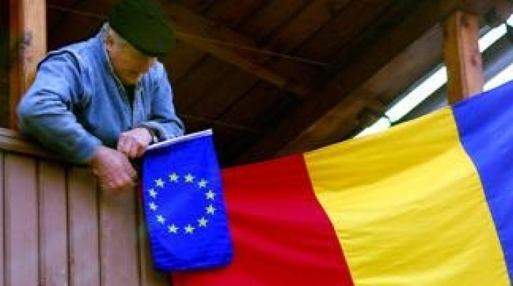 SURVEY shows Romanians to be fierce EU fans