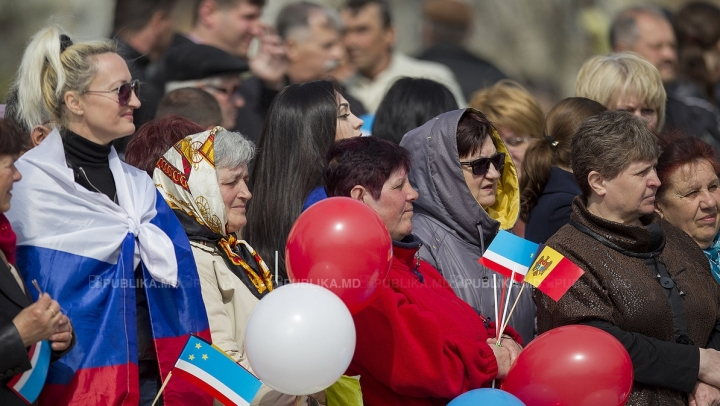 Gagauzia, a tiny Moldovan region, where Russia and Turkey compete for influence