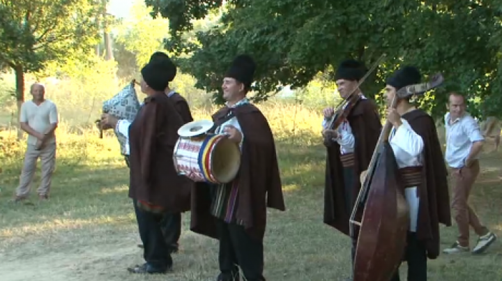 Pănăşeşti village locals celebrated day of village