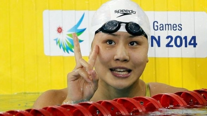 Chinese swimmer tests positive for banned substance in Rio de Janeiro