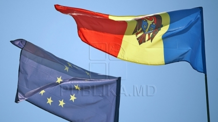 Moldova's future is only in European Union