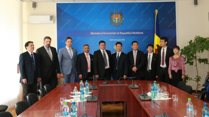 Chinese businessmen are interested to invest in Moldovan infrastructure and energetic fields