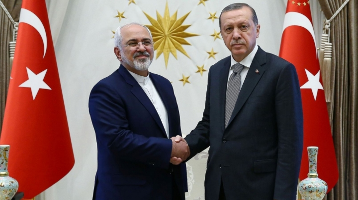 Turkey and Iran agree to work together to bring peace in Syria