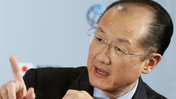 Questionable future. World Bank staff deem to curb tenure of Jim Yong Kim