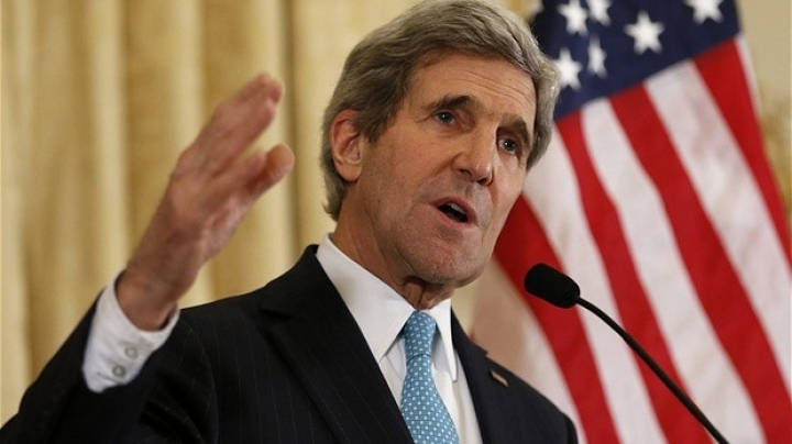 Secretary of State of USA, John Kerry, congratulates Moldovans on 25th anniversary of independence