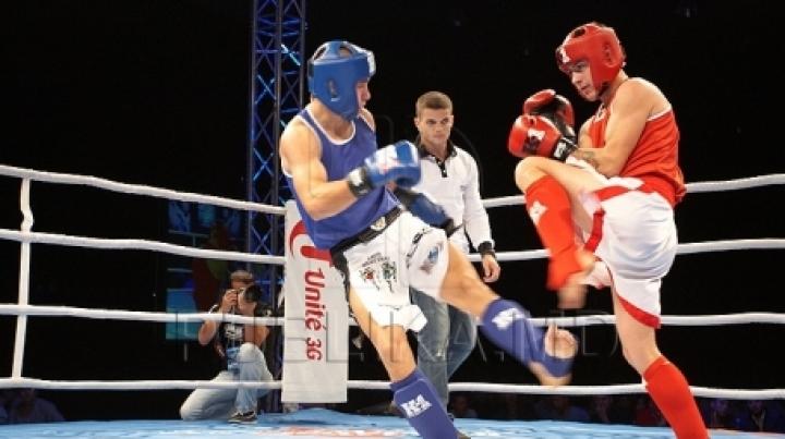 Moldovan K 1 fighter Nicolae Cărăuş to make debut at K.O.K. Gala