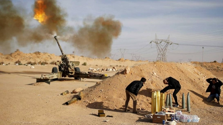 Islamic State loses stronghold in Libya