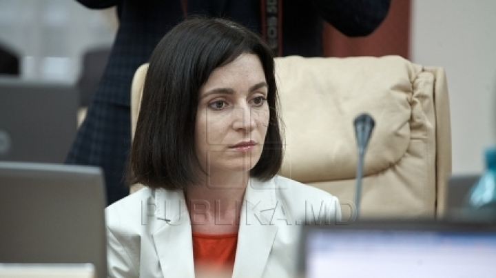 Maia Sandu praise government's initiative to reform pension system
