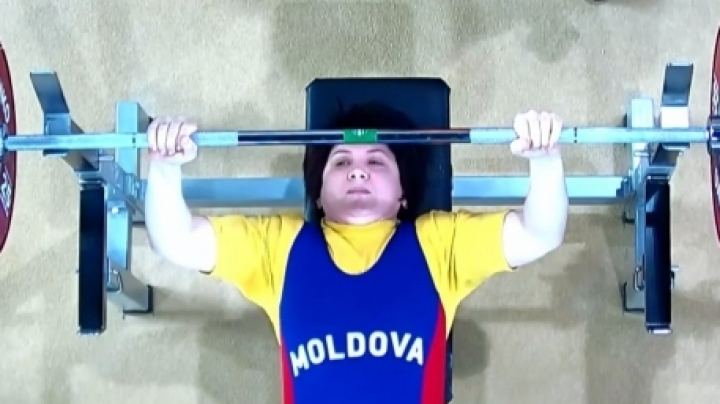 Three athletes will represent Moldova at Paralympic Games in Rio de Janeiro this year