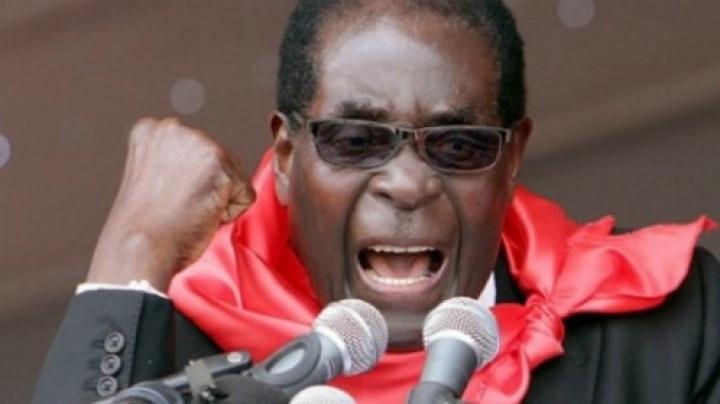 Zimbabwe president Robert Mugabe orders olympic team to be taken into custody