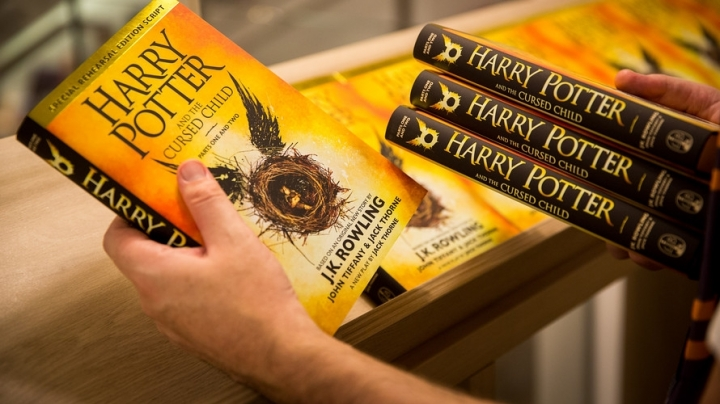 'Harry Potter and the Cursed Child' hit 2 million book sales in 2 days